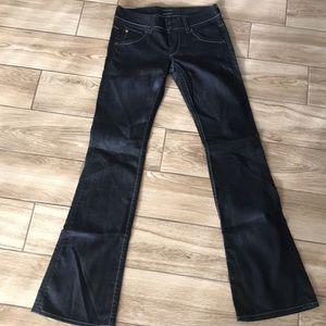 Hudson Super Dark Denim Jeans